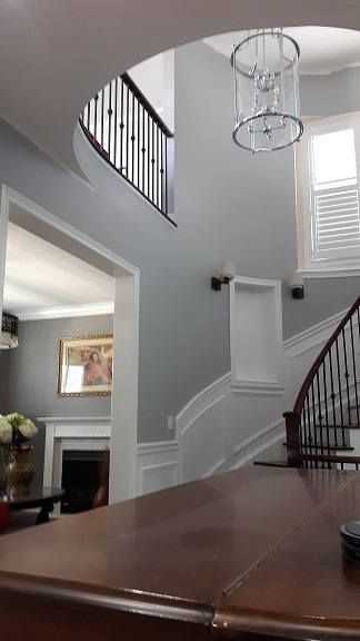 Beautiful interior painting job perfectly done in Colorado Springs