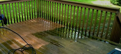 pro painters deck refinishing in colorado